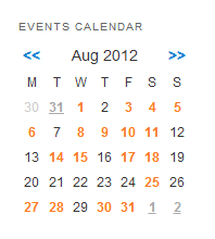 Events Manager for WordPress » Blog Archive Using Event Calendars ...